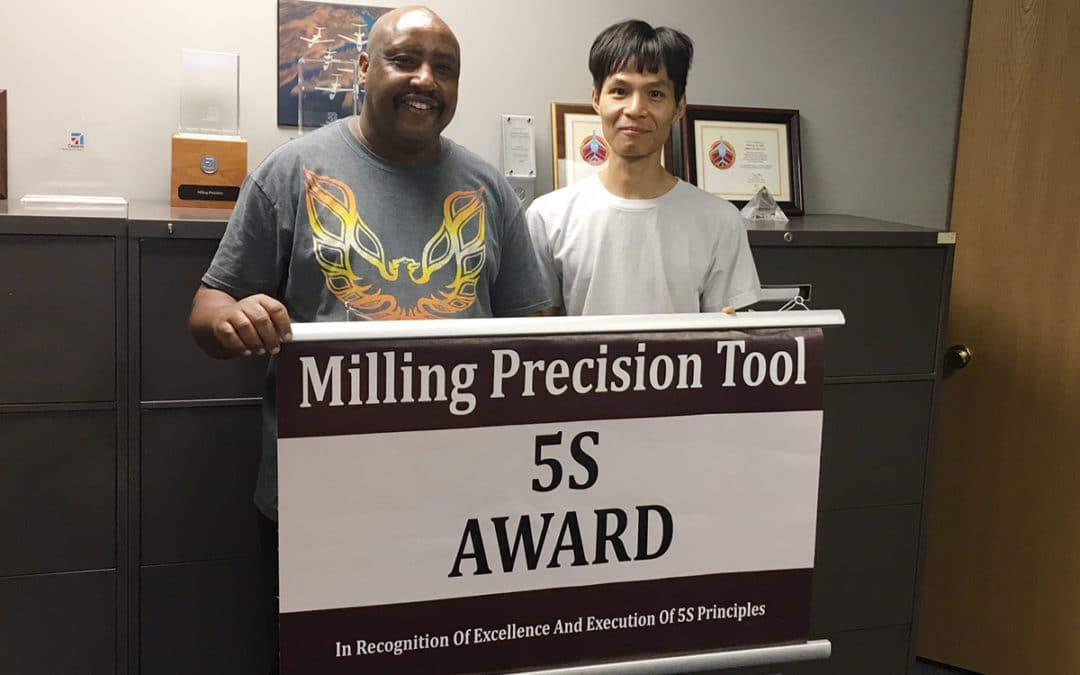 5S Award